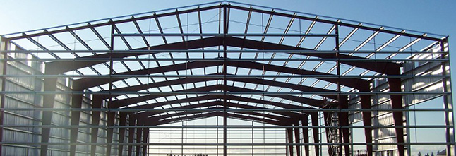 STRUCTURAL STEEL FABRICATION & ERECTION Works